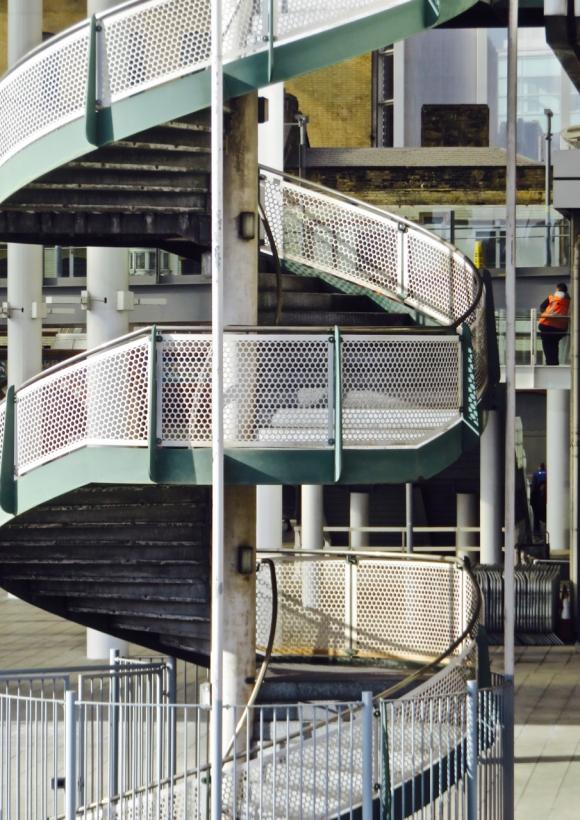 Arena stairway, 19/3/18