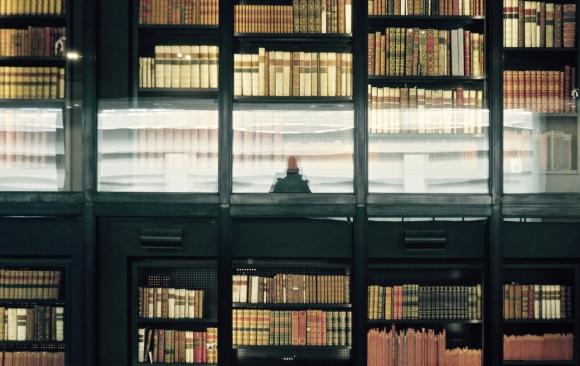 British library selfie, 21/3/18