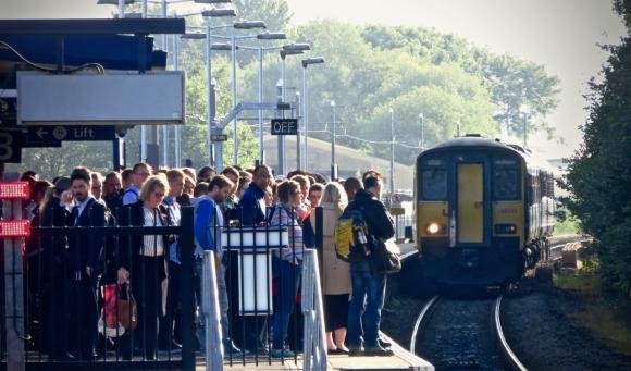 Rochdale station, 23/5/18