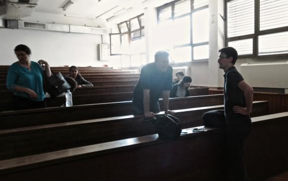 Zagreb lecture, 17/5/18