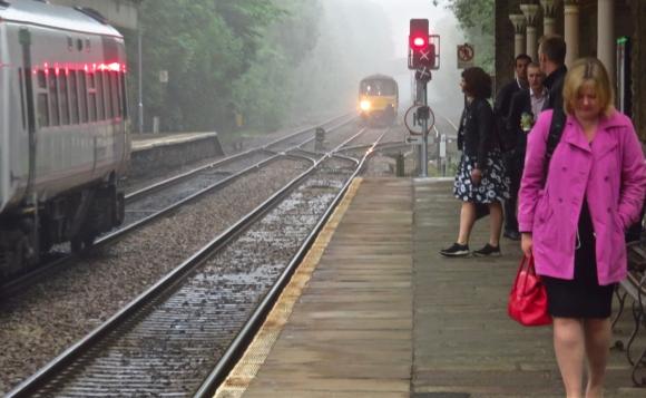 6.30 am trains, 31/5/18