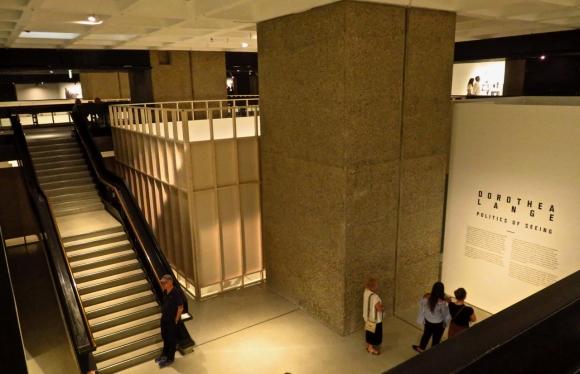 Barbican gallery, 22/6/18