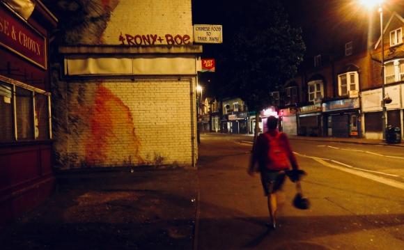 Clare, late night, 23/6/18
