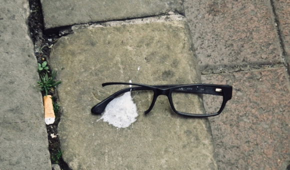 Dead glasses, 5/6/18