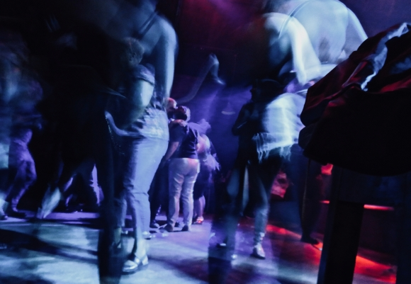 Trades club dancers, 16/6/18