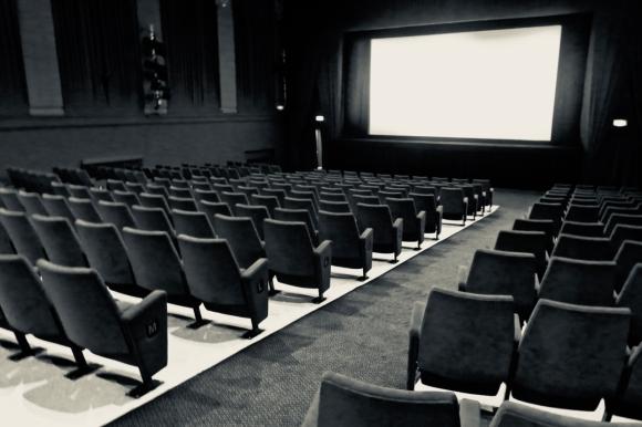 Empty cinema, 14/7/18