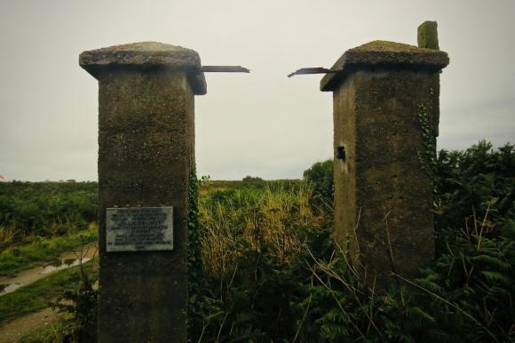 Lager Sylt gates, 16/8/18