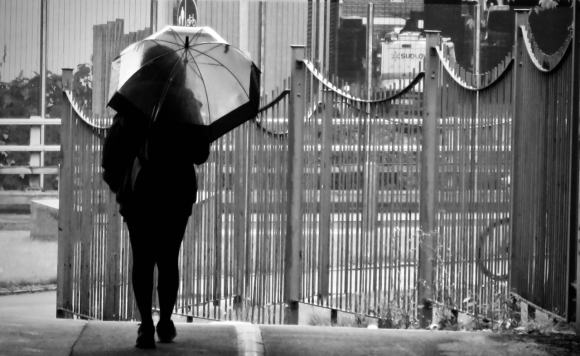 Rainy Manchester, 29/8/18