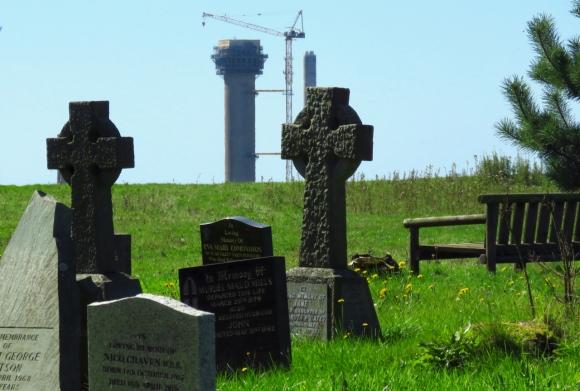 Churchyard, Sellafield, 5/9/18