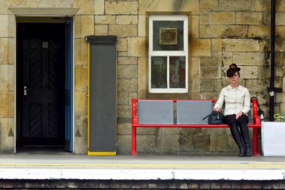 Lancaster station, 7/9/18