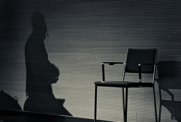 Speaker's shadow, 27/9/18
