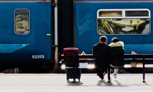 Chester station, 23/10/18