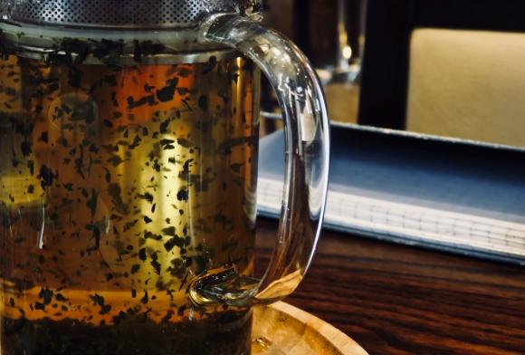 Mint tea, 3/10/18