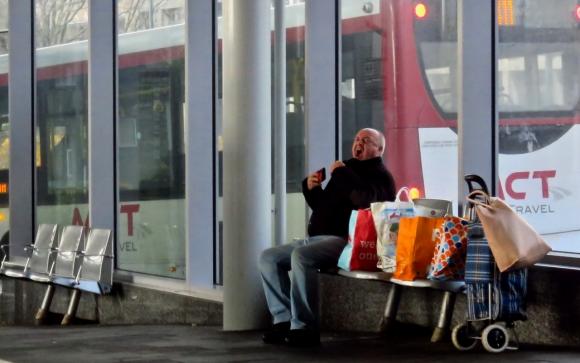Oldham bus station, 10/11/18