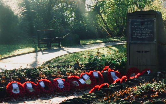 War memorial, 15/11/18
