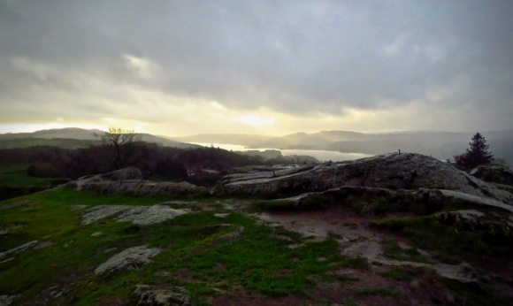 Brant Fell summit, 20/12/18