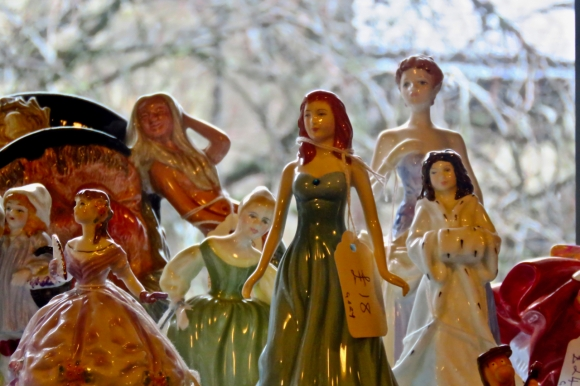 Figurines, 21/12/18