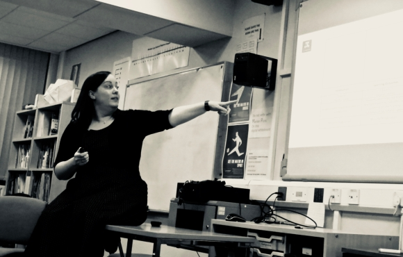 Linda's lecture, 6/12/18