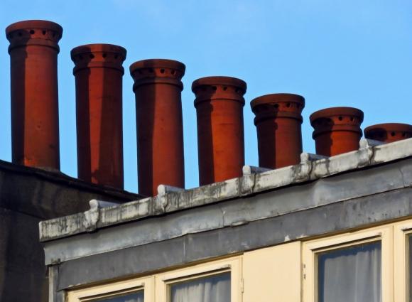Chimney pots, 30/1/19