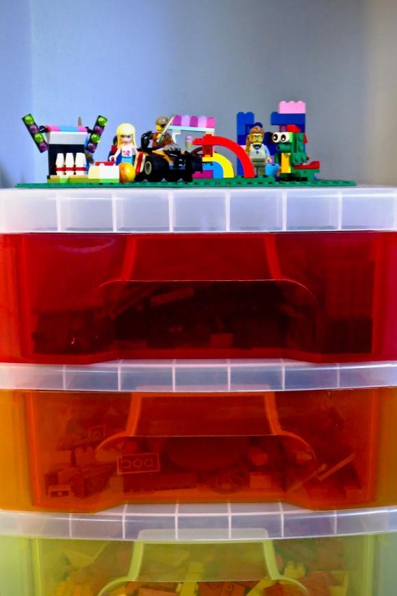 Lego stuff, 5/1/19