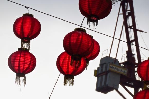 Chinese lanterns, 6/2/19