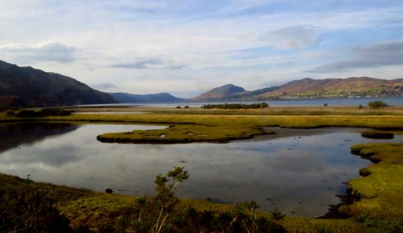 Loch Carron, 15/2/19