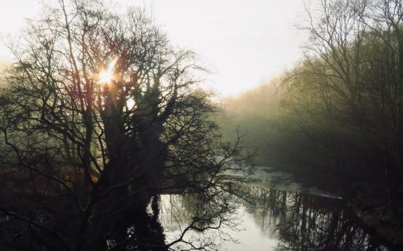 River Calder, February, 25/2/19