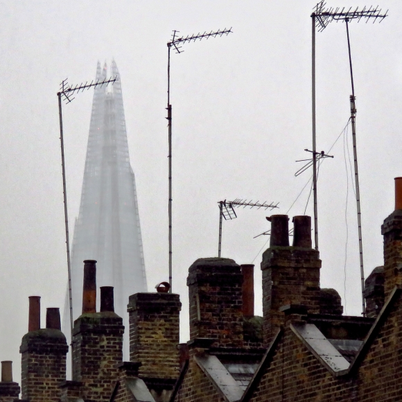 Shard as Barad-dur, 1/2/19