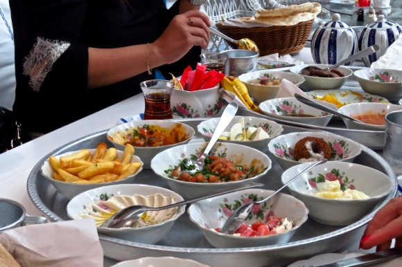 Dubai lunch, 26/3/19