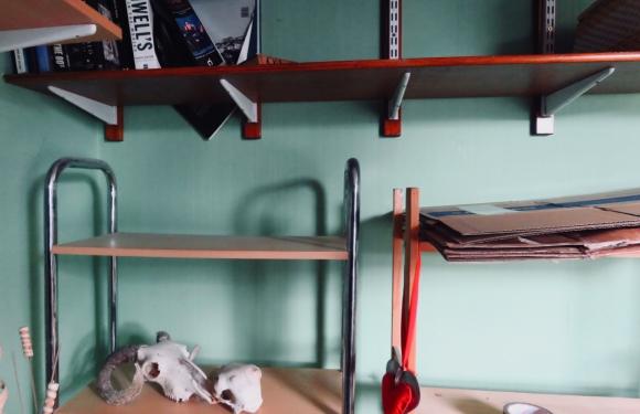 Empty shelves, 17/3/19