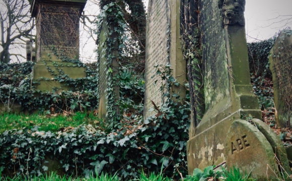 Holmfirth cemetery, 8/3/19