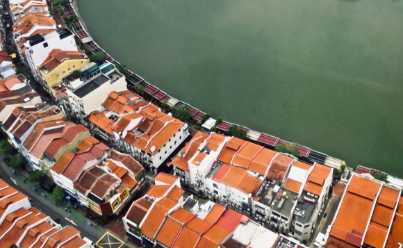 Singapore, Boat Quay, 28/3/19