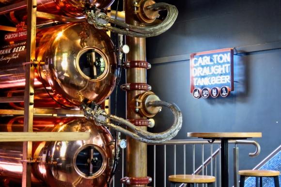 Beer tanks, 5/4/19