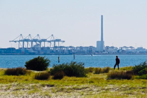 South Melbourne beach, 12/4/19
