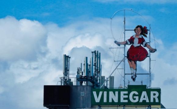 Vinegar ad, 9/4/19