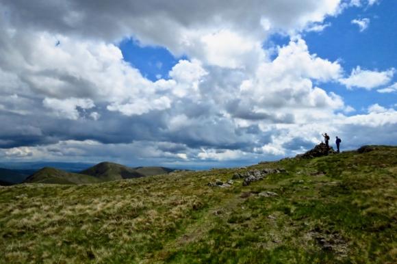 Caudale Moor summit, 28/5/19