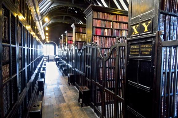 Chetham's Library, 19/6/19