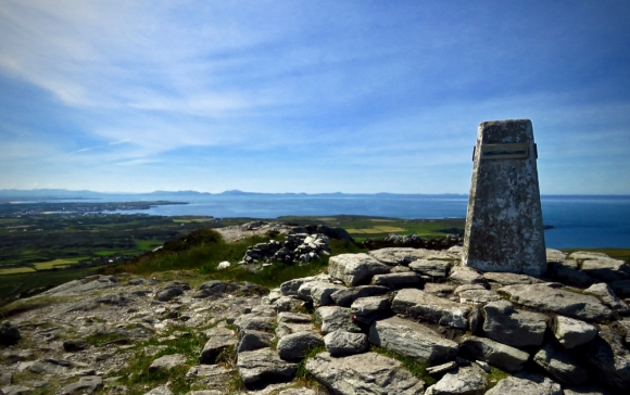 Holyhead Mountain summit, 22/6/19