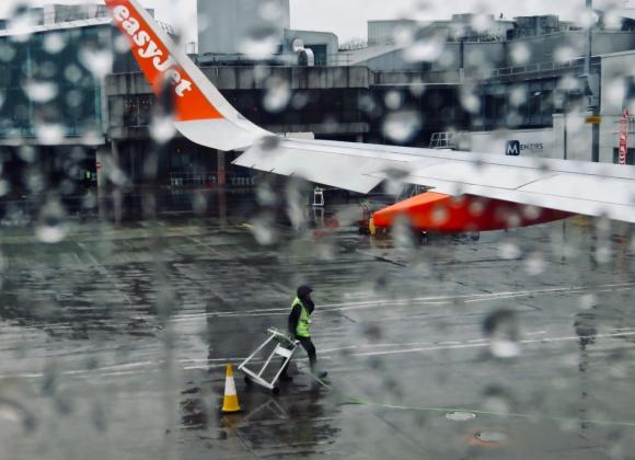 Wet airport, 4/6/19