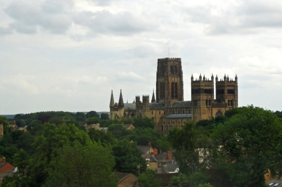 Durham cathedral, 17/7/19