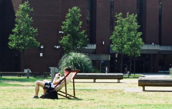 Hot campus, 25/7/19