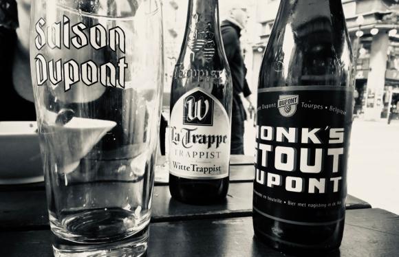 Belgian beer, 3/8/19