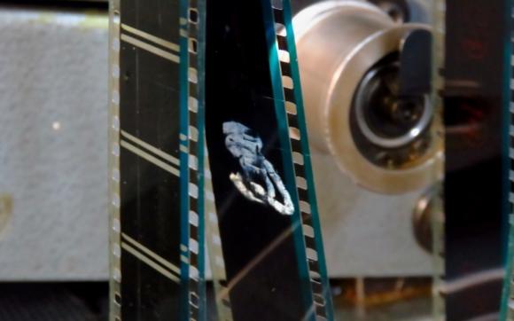Film projector, 26/8/19