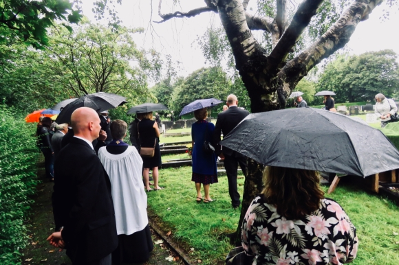 Funeral, 14/8/19