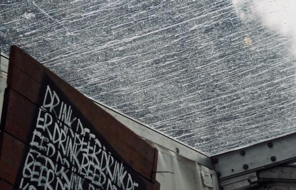 Beer tent rain, 27/9/19