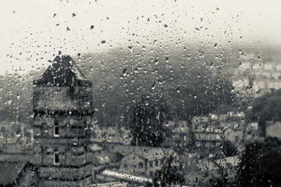Grey September day, 9/9/19