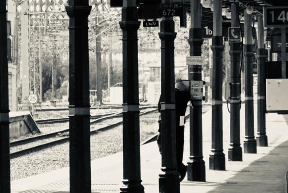 Leeds station, 10/9/19
