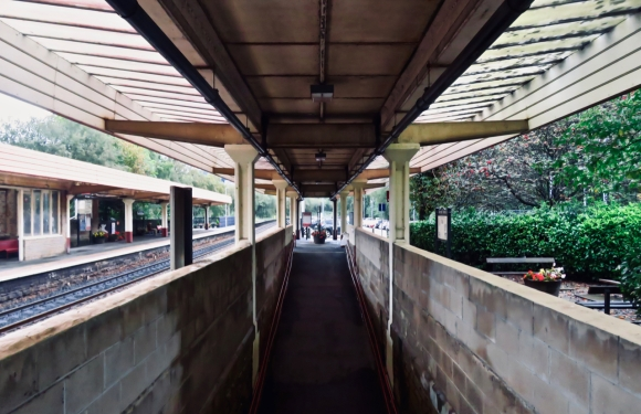 Sowerby Bridge subway, 7/10/19