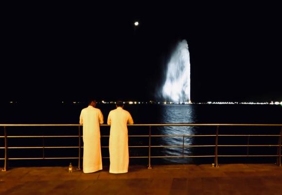 Jeddah fountain, 2/11/19