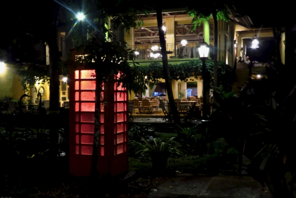Kayu Arum phone box, 23/11/19